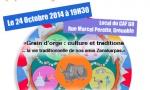 Rencontres Himalaya-Dauphiné : 24 octobre 2014